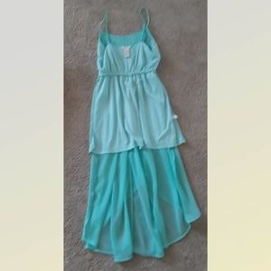unbranded Dresses - Green dress SIZE M  Immaculate Condition